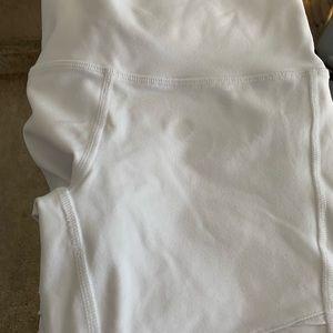 ALO Yoga Pants - ❌SOLD❌ ALO white Leggings S pre-owned